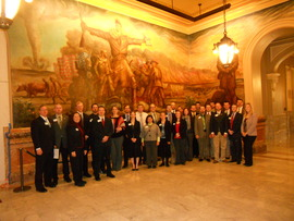 Class XI at Statehouse
