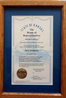 KS Legislature honor 3